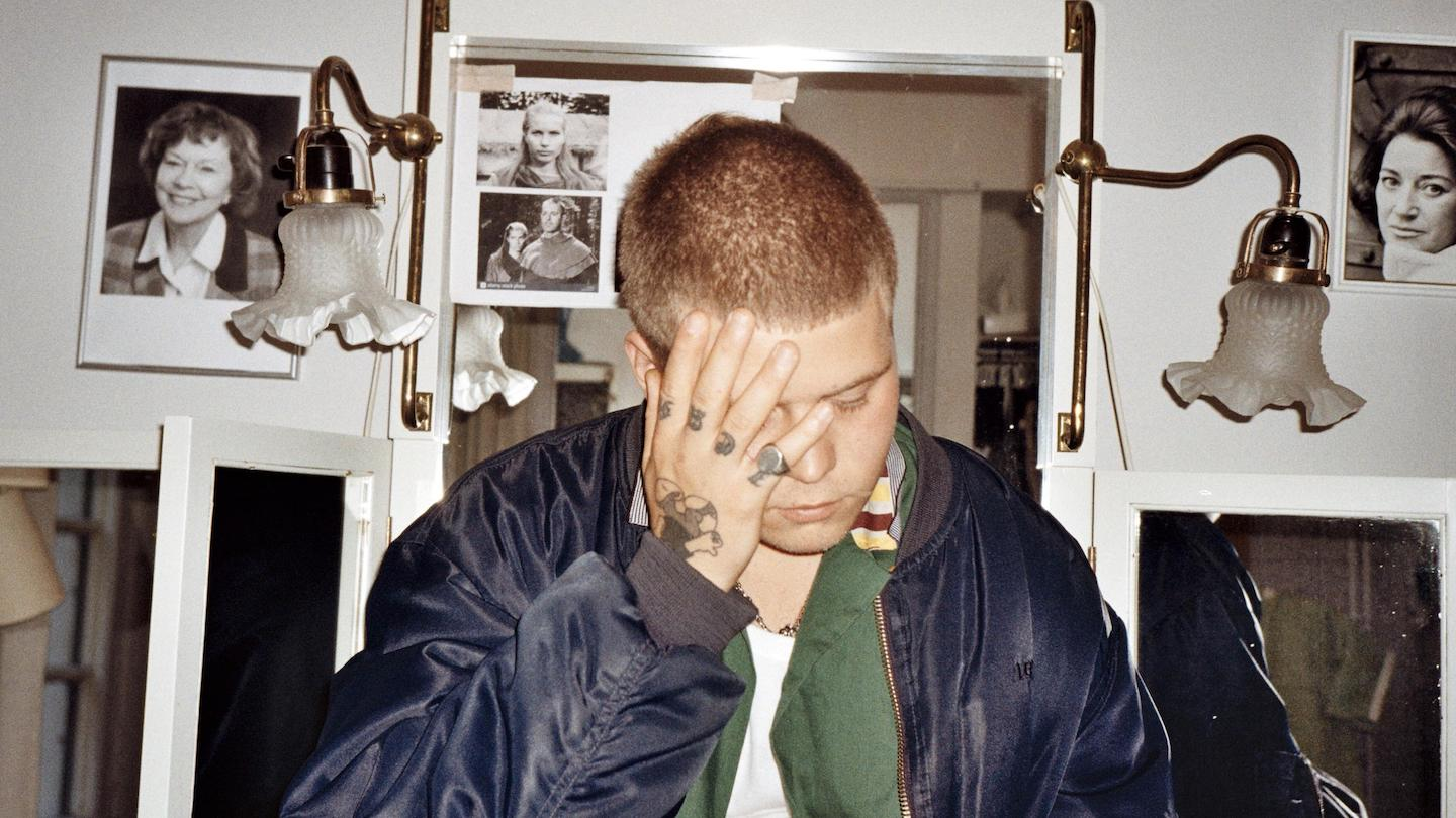 Yung Lean - Photo courtesy of the artist