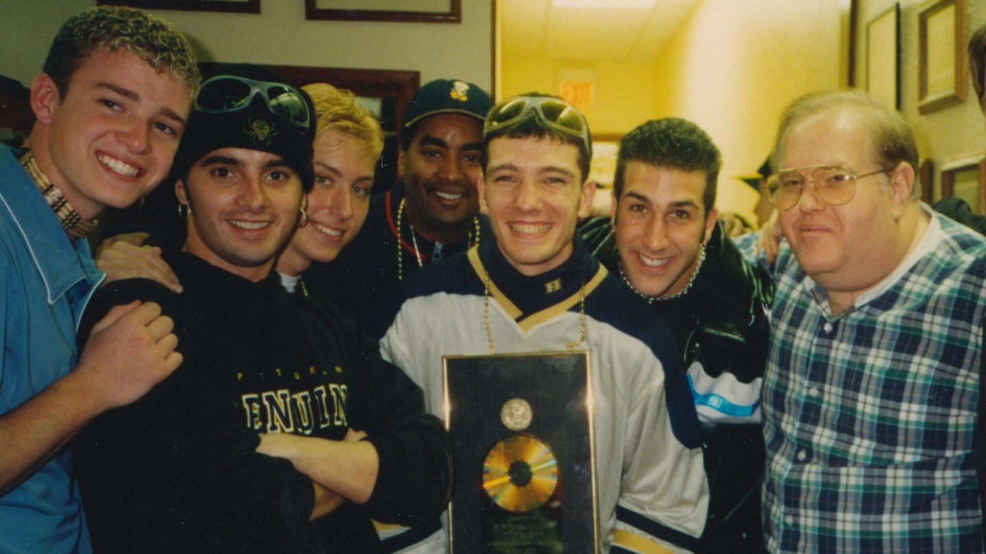 The Boy Band Con: The Lou Pearlman Story - Photo by Diane Bass