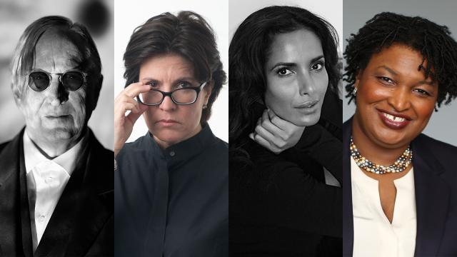 2019 SXSW Keynotes T Bone Burnett and Kara Swisher, and 2019 SXSW Featured Speakers Padma Lakshmi and Stacey Abrams