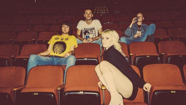 Amyl & The Sniffers - Photo by Jamie Wdziekonski