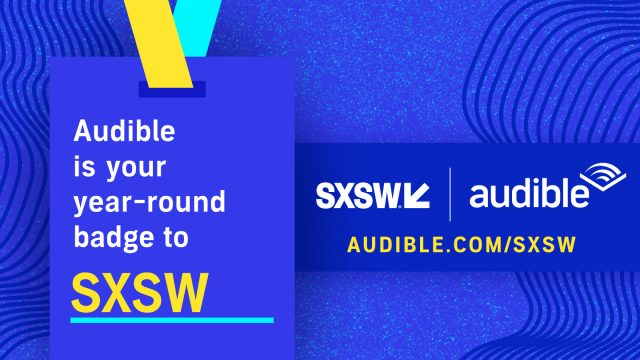 Audible at SXSW