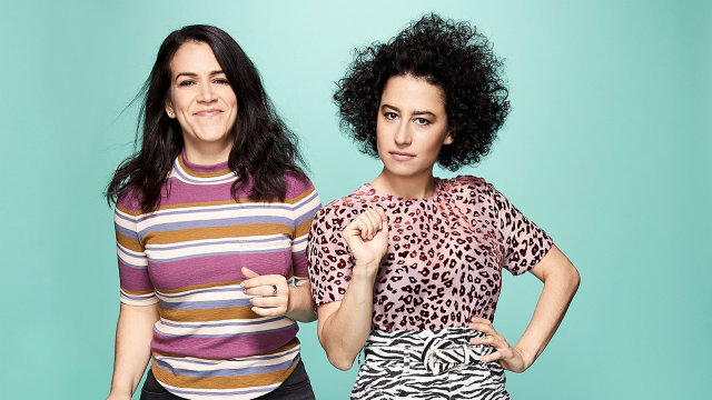 2019 SXSW Comedy Participants, Abbi Jacobson and Ilana Glazer – Photo by Art Streiber