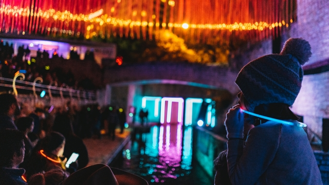 Creek Show - SXSW 2019 Place by Design Finalist - Photo by Roger Ho