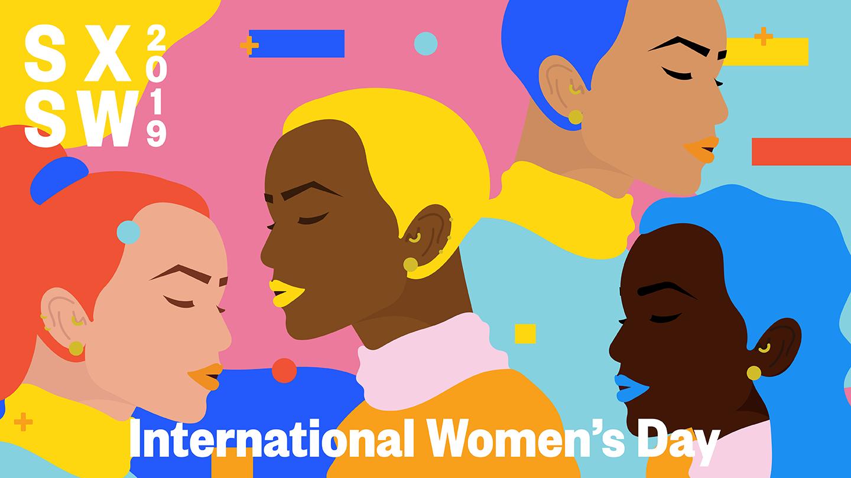 International Womens Day Celebration Sxsw