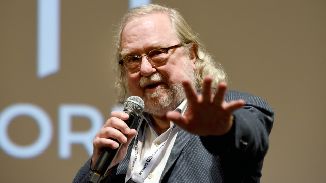 Jim Allison: Breakthrough - Photo by Dave Pedley