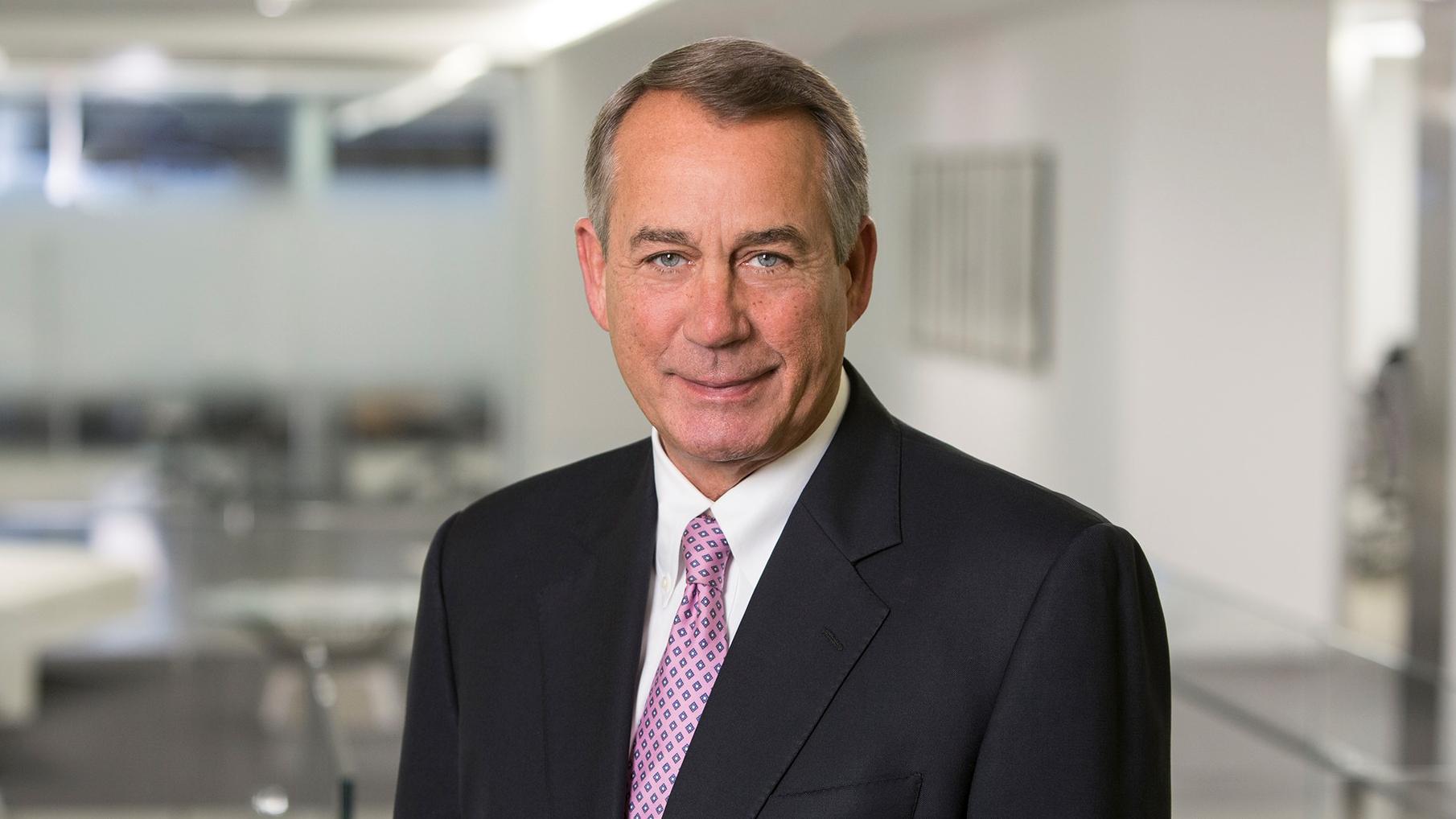 2019 SXSW Keynote, John Boehner