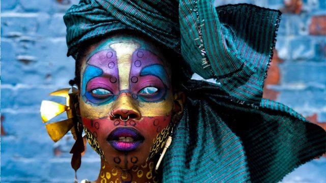 Jojo Abot - Photo courtesy of the artist