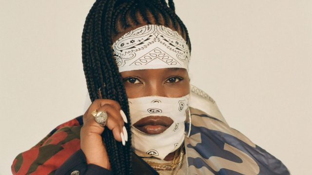 Leikeli47 - Photo by Philip-Daniel Ducasse