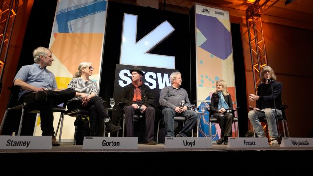 SXSW 2018 Featured Session: From CBGB to the World: A Downtown Diaspora - Photo by Ismael Quintanilla/Getty Images for SXSW