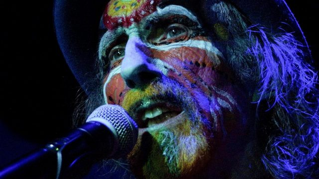 The Crazy World of Arthur Brown - Photo by @PaulyRockPhoto