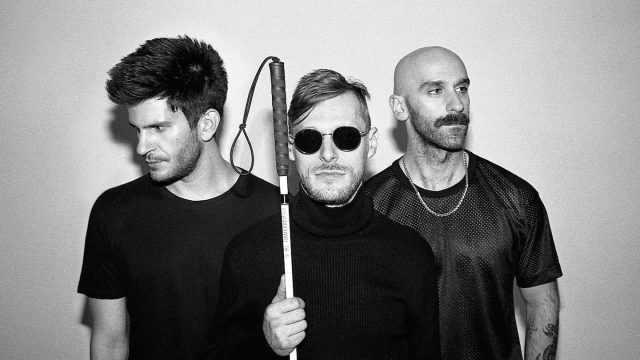 X Ambassadors - Photo by Ned Monahan