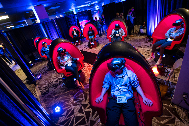 SXSW Virtual Cinema at Griffin Hall runs through Wednesday, March 13. Photo by Ann Alva Wieding