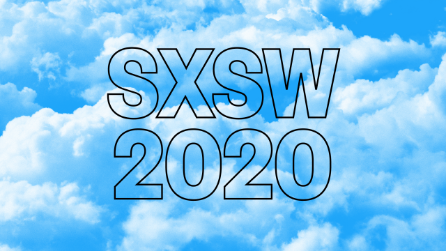 SXSW 2020 - Presale Registration