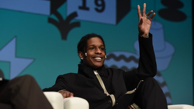 2019 Featured Speaker A$AP Rocky - Photo by Tico Mendoza