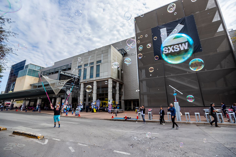 Austin Convention Center – Photo by Aaron Rogosin