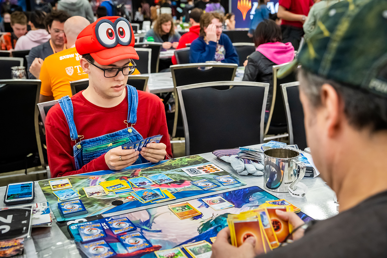 SXSW Gaming – Photo by Aaron Rogosin