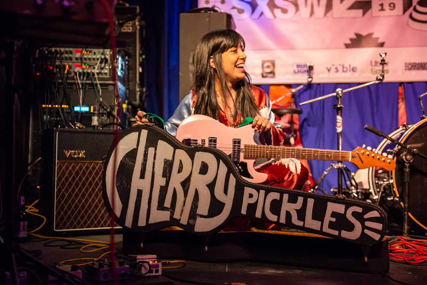Cherry PIckles at the Velveeta Room, presented by PNKSLM Recordings – Photo by Shannon Johnston