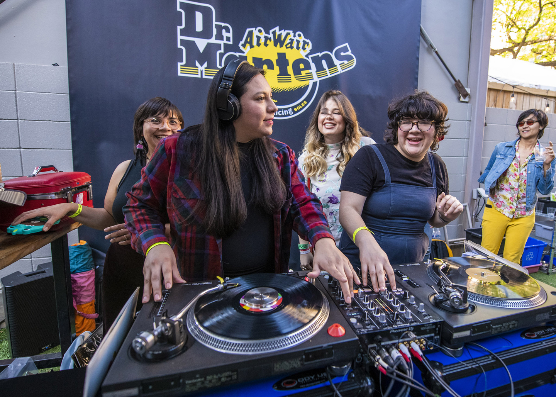 Chulita Vinyl Club – Photo by David Brendan Hall