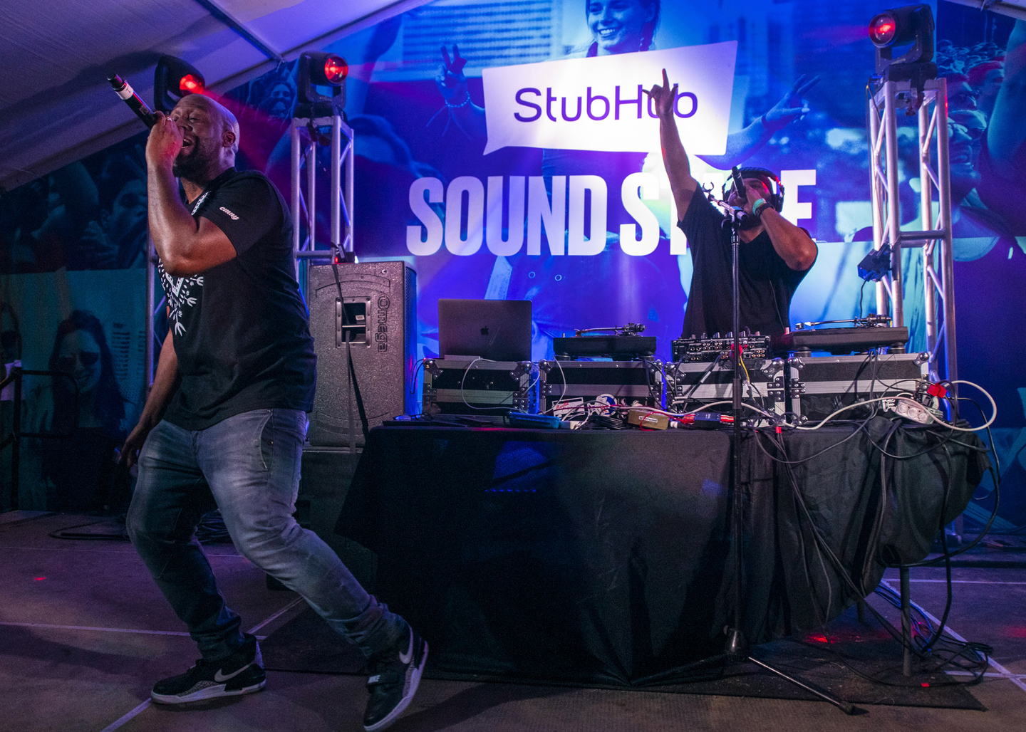 De La Soul at Banger's, presented by StubHub Sound Stage – Photo by David Brendan Hall
