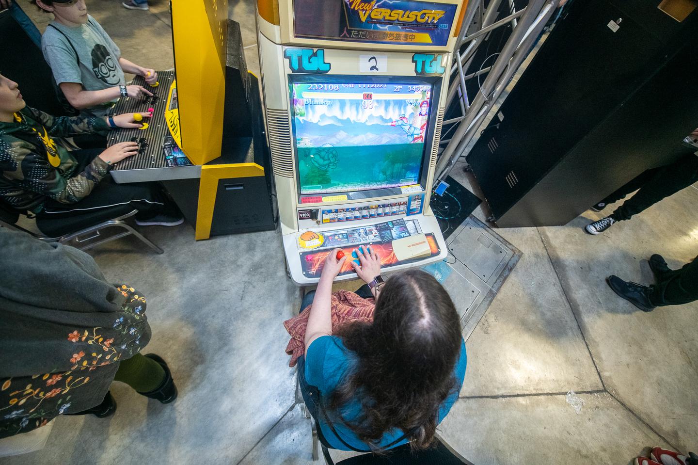 SXSW Gaming – Photo by Adam Kissick