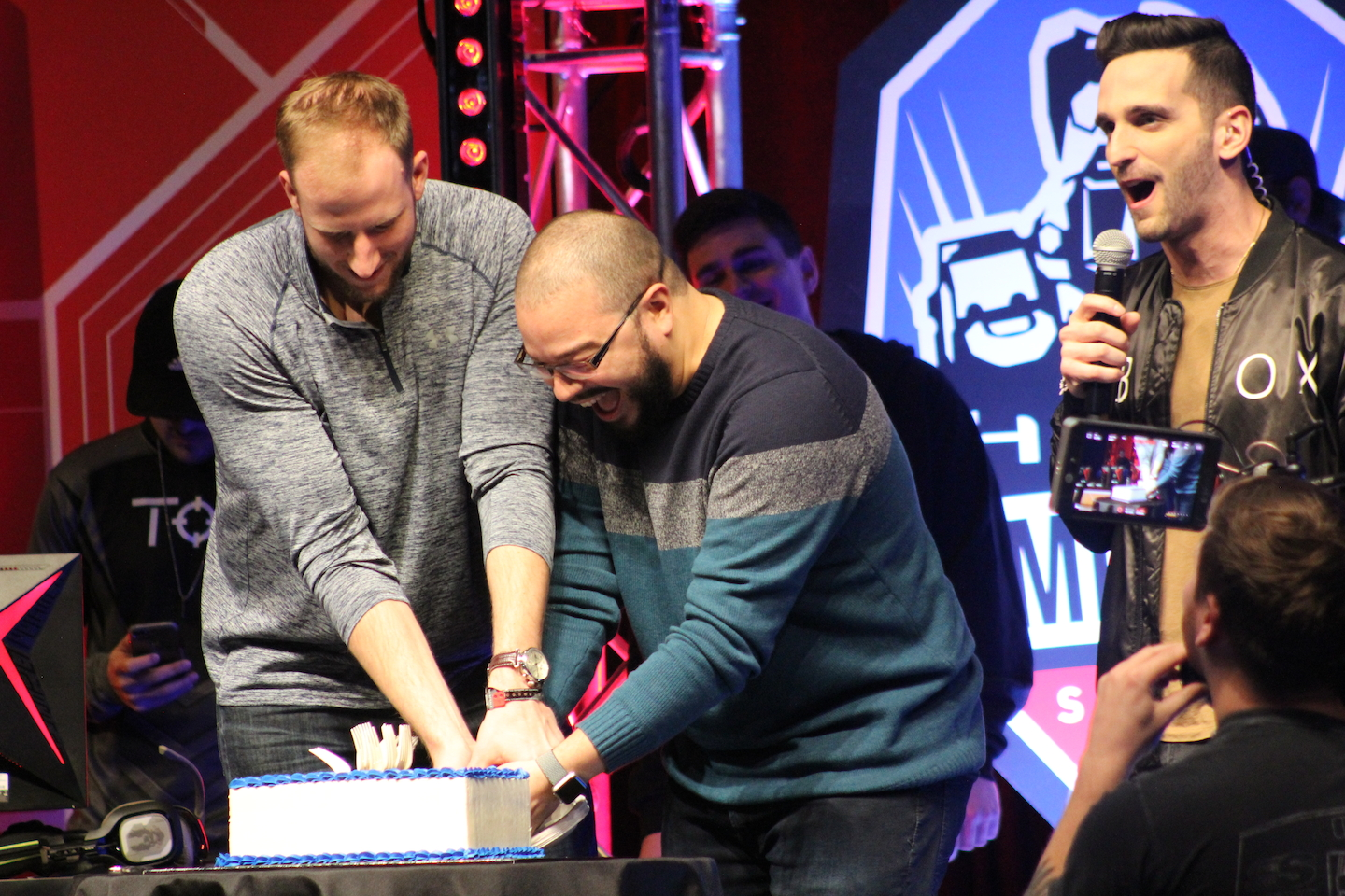 Team Goldenboy and Team Walshy jumped into their favorite vehicles on Halo 3's most legendary BTB maps and blew eachother into smithereens all for a great cause as $10,000 was donated to Gamers For Giving.