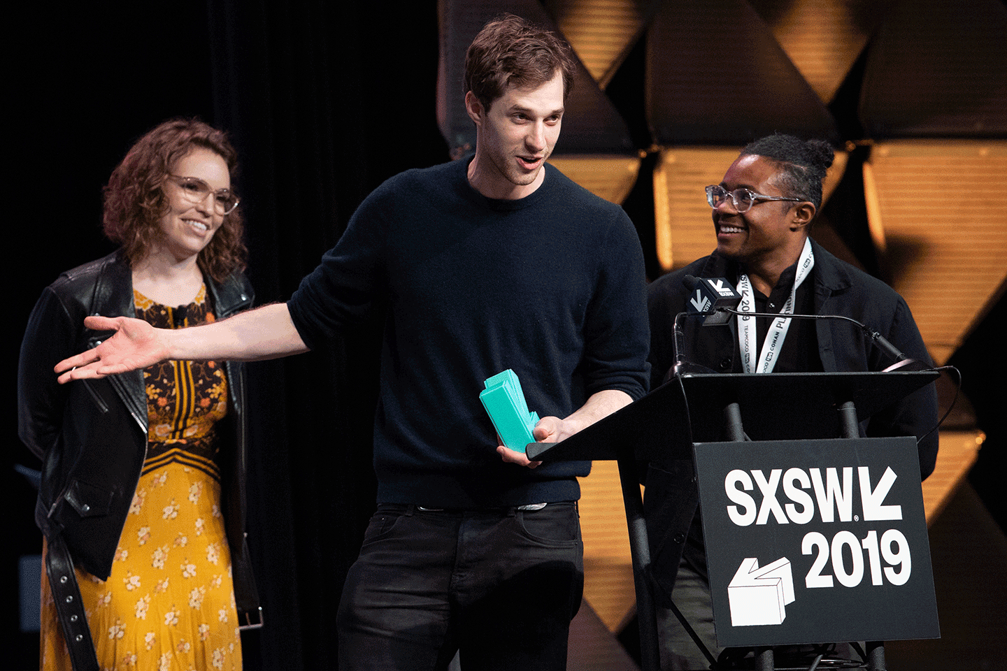2019 Interactive Innovation Awards Winners - Photo by Miguel Esparza