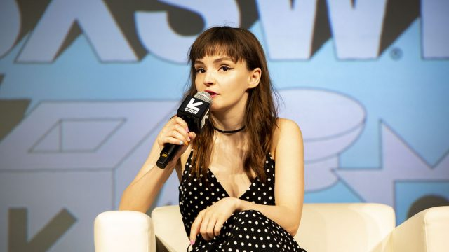 Music Keynote: Lauren Mayberry - Photo by Errich Petersen