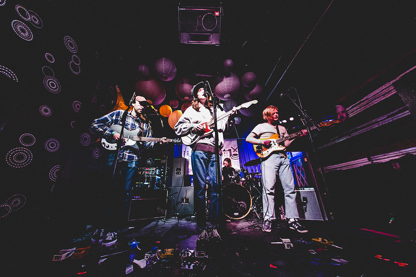 Magic Potion at Velveeta Room, presented by PNKSLM Recordings – Photo by Dylan Johnson