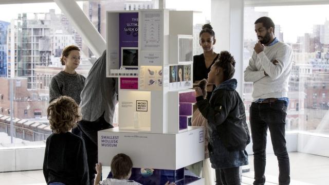 SXSW Place by Design Winner MICRO - Photo Courtesy of MICRO