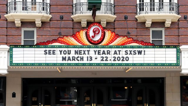 SXSW 2020: March 13-22. Photo by Shelley Hiam