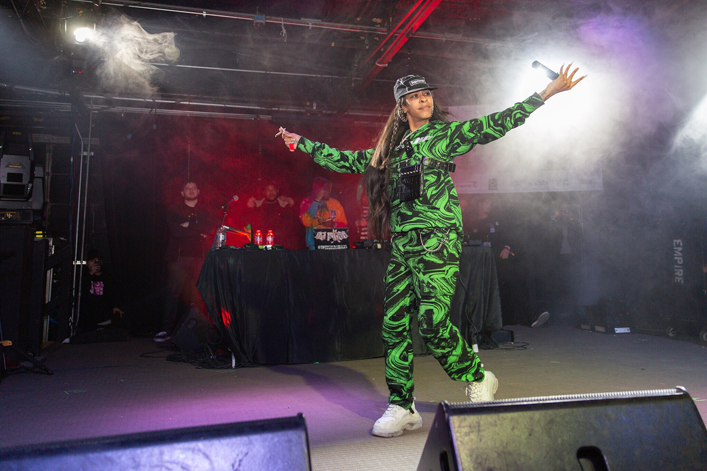 Rico Nasty at Empire Garage, presented by ASCAP – Photo by Christy Pohler