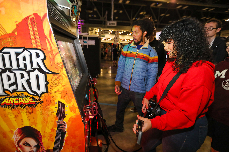 SXSW Gaming – Photo by Diego Donamaria