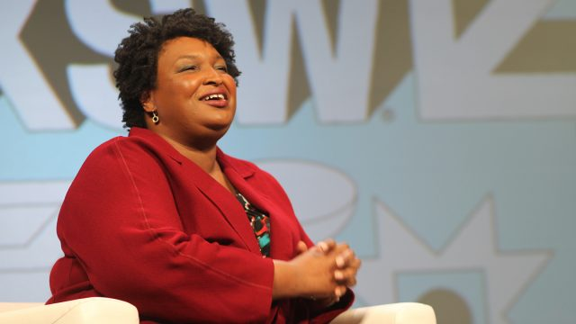 Stacey Abrams - 2019 - Photo by Sarah Fairweather