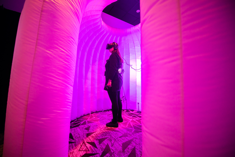 SXSW Virtual Cinema at Griffin Hall runs through Wednesday, March 13.