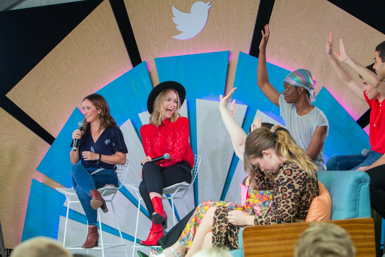 #TwitterHouse: Meet the Cast of Booksmart