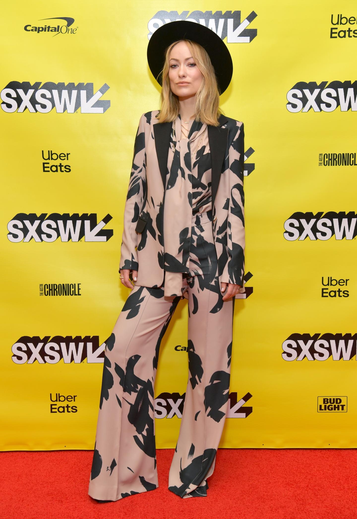 Olivia Wilde attends her Film Keynote.