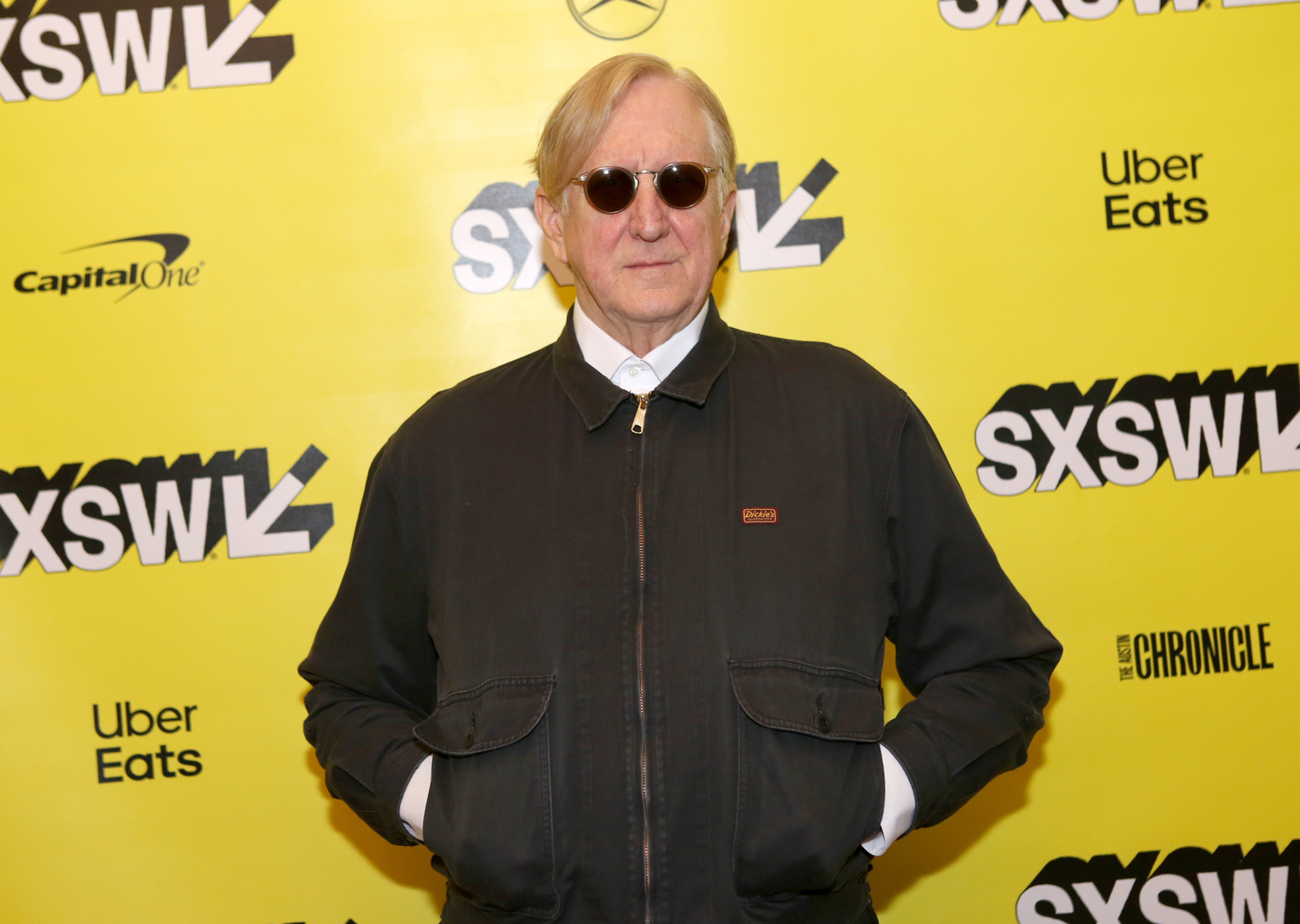 T Bone Burnett attends his Music Keynote.