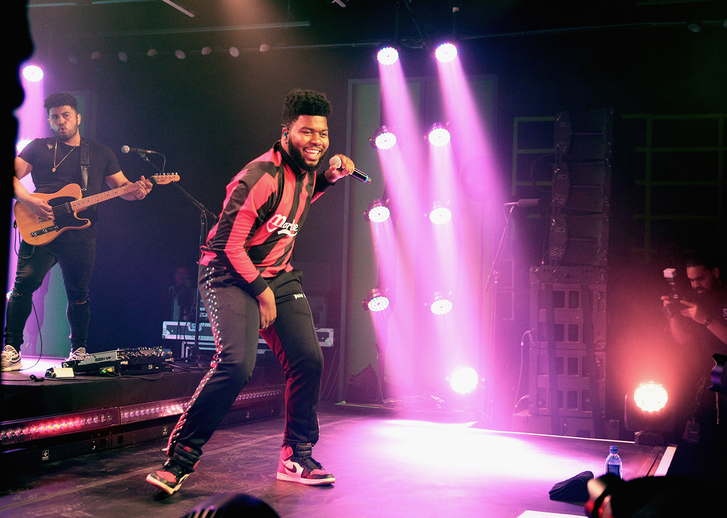 Khalid at the Uber Eats House – Photo by Steve Rogers Photography/Getty Images