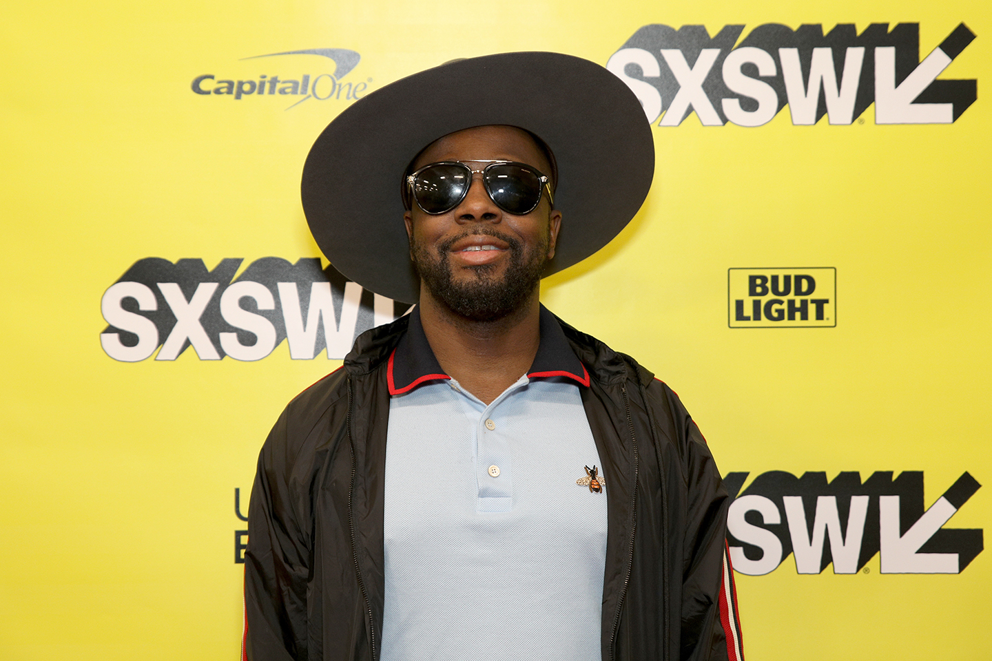 Wyclef Jean at his Featured Session: Wyclef Goes Back to School: The Making – Photo by Mike Jordan/Getty Images for SXSW