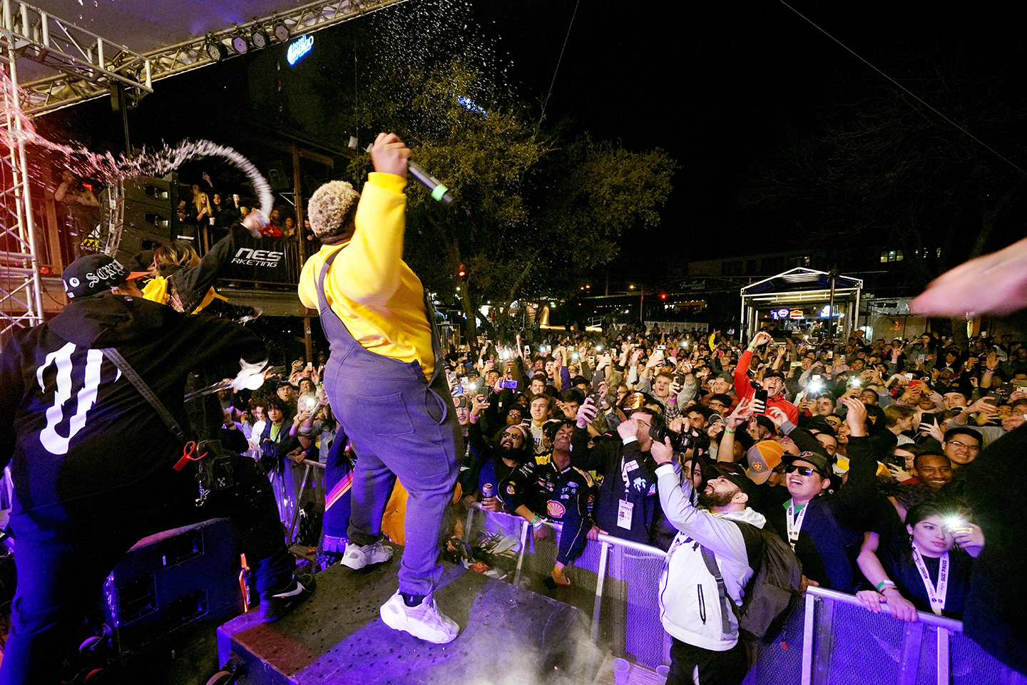 DJ Carnage at Stubb's, presented by DNES Marketing – Photo by Amy E. Price/Getty Images for SXSW
