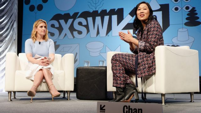 Featured Session: Priscilla Chan - 2019 SXSW Conference and Festivals Photo by Sean Mathis
