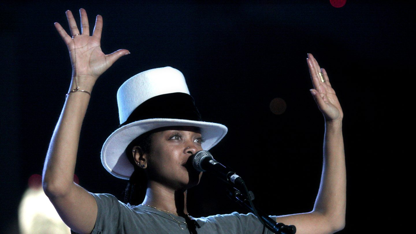 Erykah Badu at SXSW 2009 - Photo by John Carrico