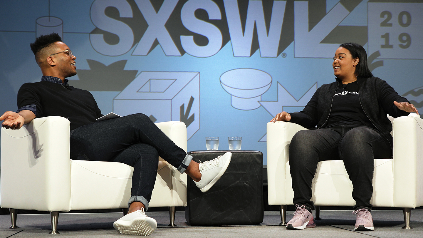 2019 Featured Session: Arlan Hamilton - Photo by Mike Jordan/Getty Images for SXSW