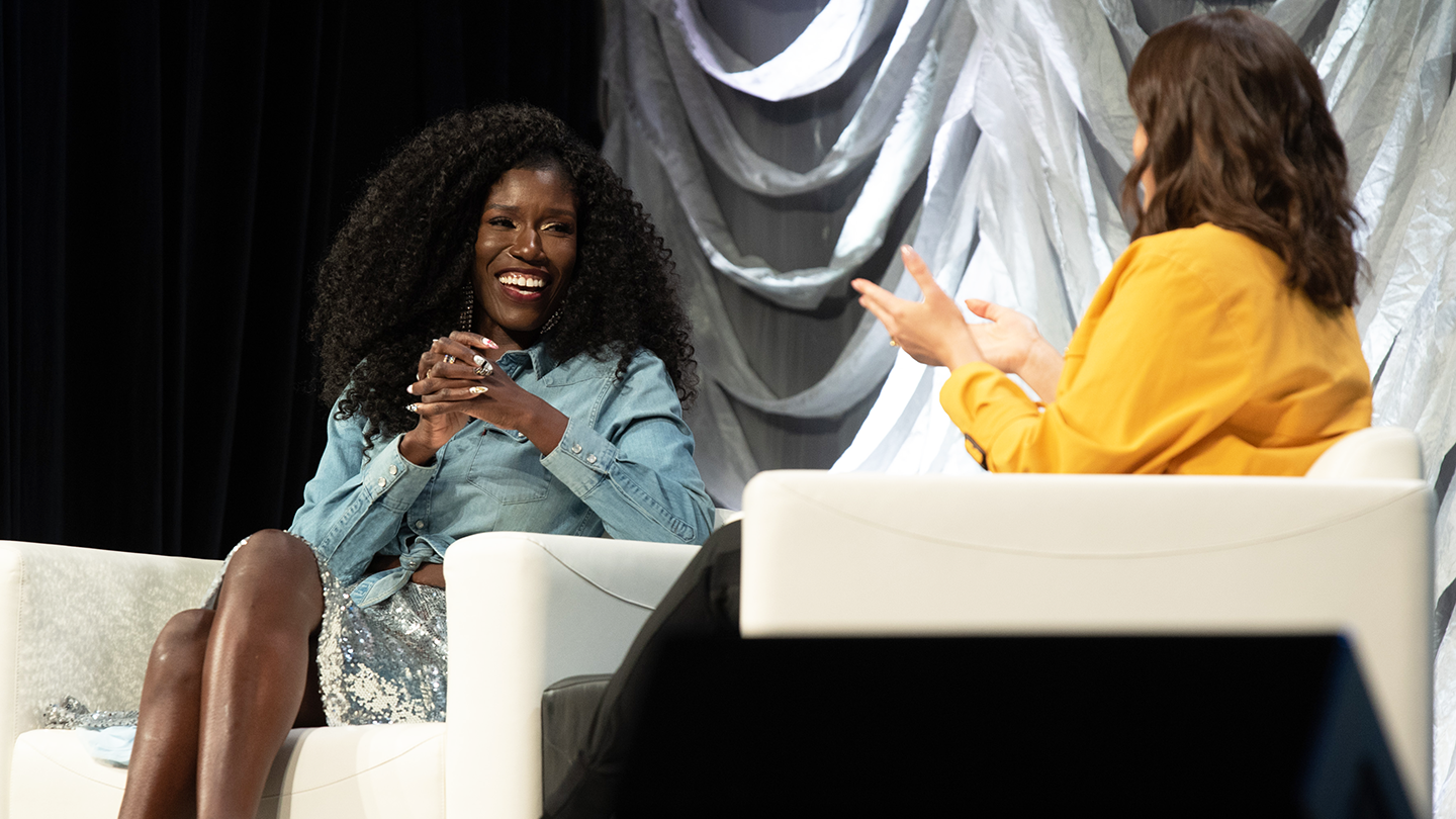 2019 Keynote, Bozoma Saint John - Photo by Katie Marriner