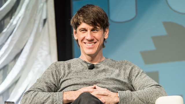 Dennis Crowley - 2019 - Photo by Amanda Stronza