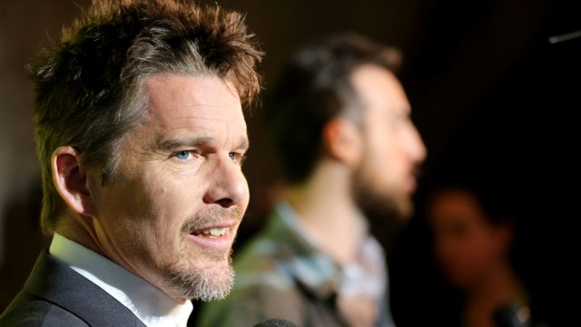 Ethan Hawke. Photo by Hutton Supancic/Getty Images