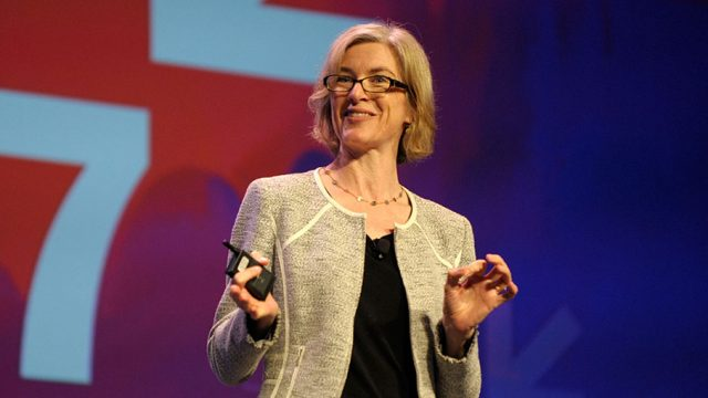 Jennifer Doudna. Photo by Nicola Gell