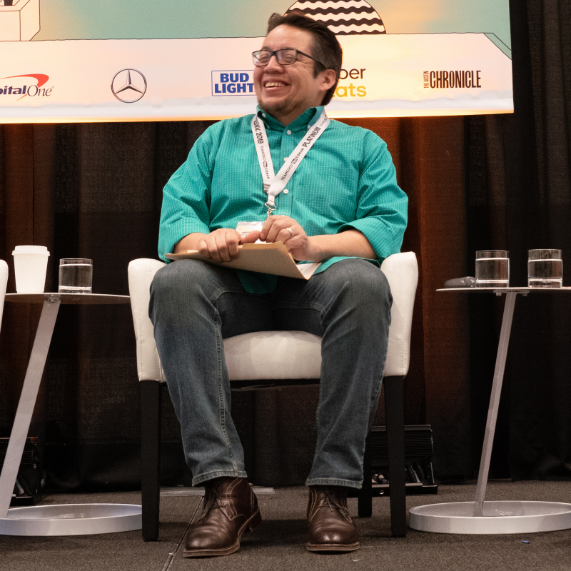 A Latino Panel for Non-Latinos - Juan Alanis - Photo by Von Franklin