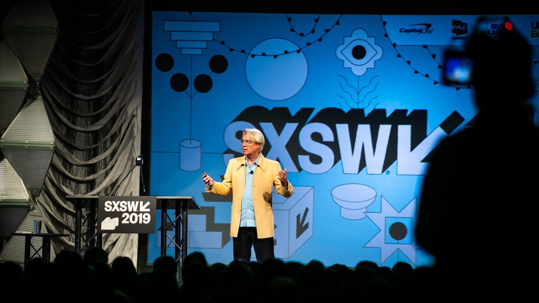 2019 Featured Speaker, David Byrne – Photo by  Aaron Rogosin
