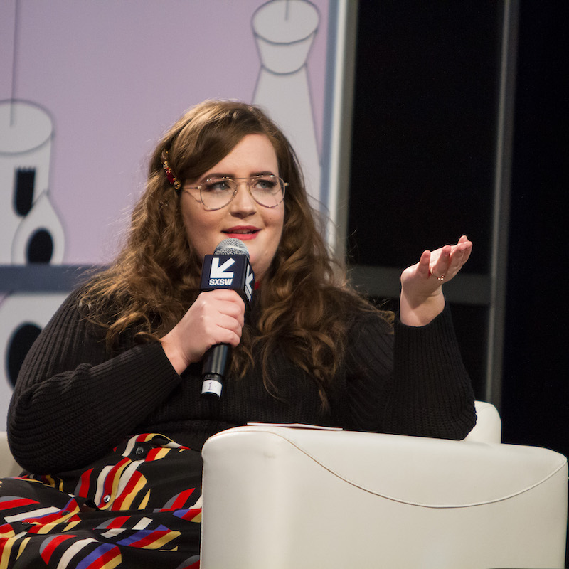 Aidy Bryant - Photo by Tim Strauss